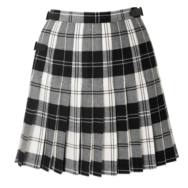 Plaid Mini Kilt Made To Order
