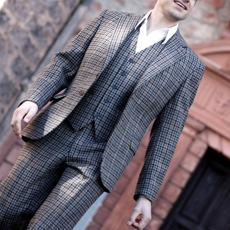 Mens Tweed Suit2