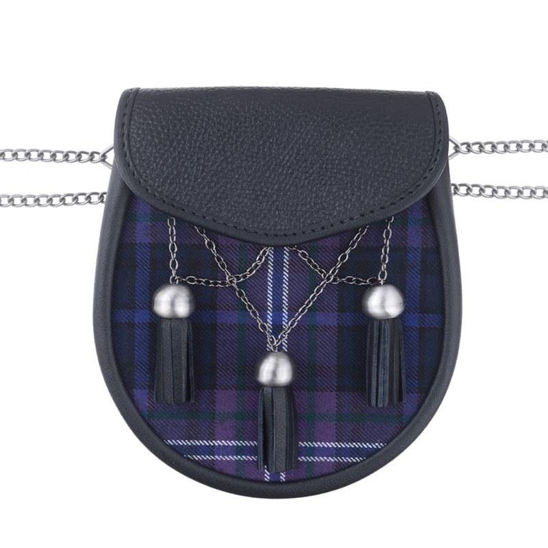 Scotland Forever Tartan Sporran Chain