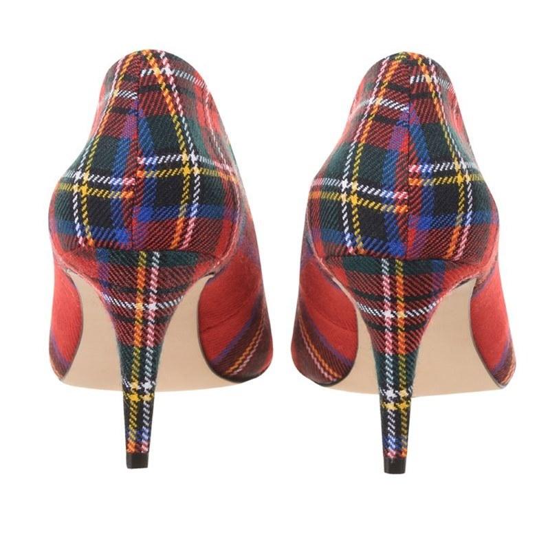 Stewart Royal Court Shoes Back