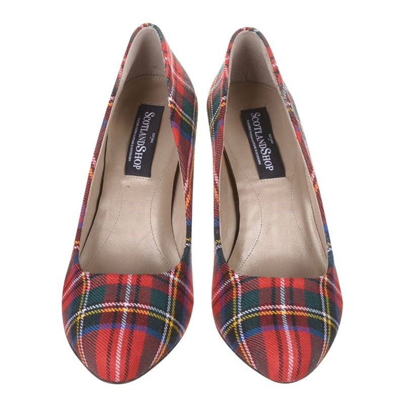 Stewart Royal Court Shoes Front