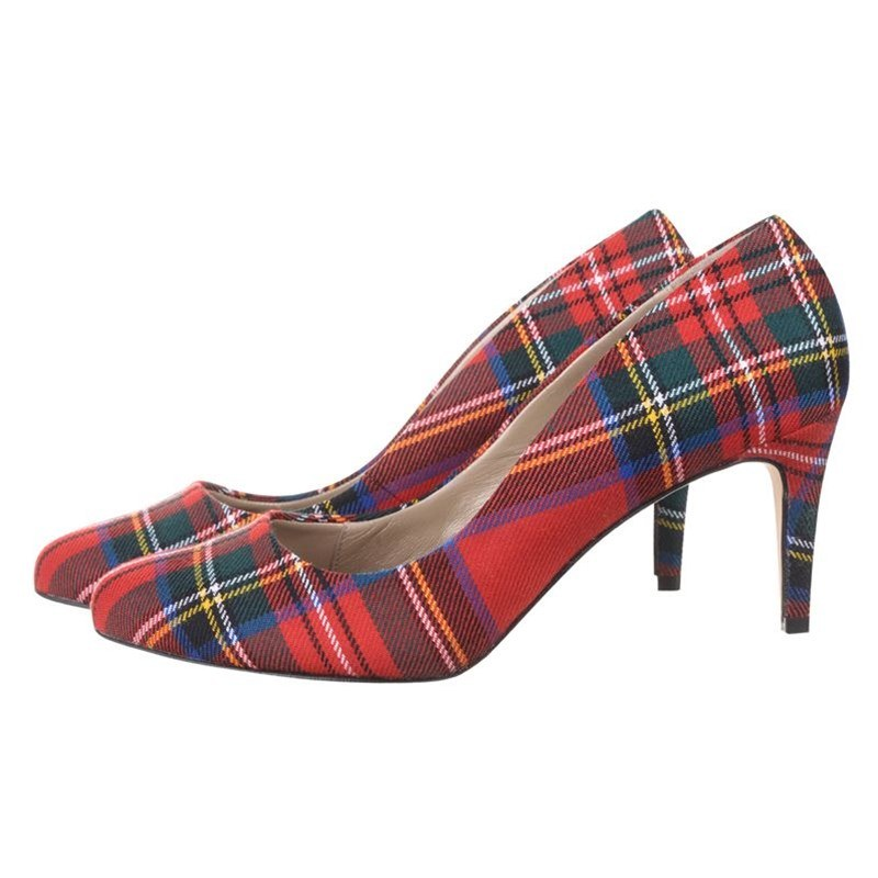 Stewart Royal Court Shoes Side