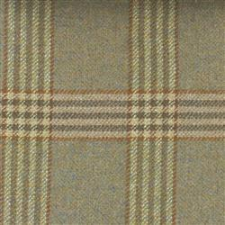 Teviot Green Tweed Check 968