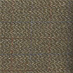 Teviot Brown Herringbone Tweed 966