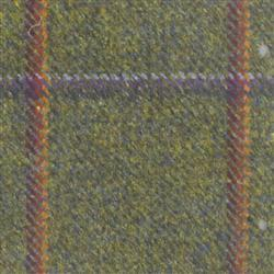 Kirkton Green Tweed Check 551