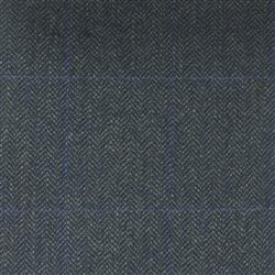 Teviot Blue Herringbone Tweed 987