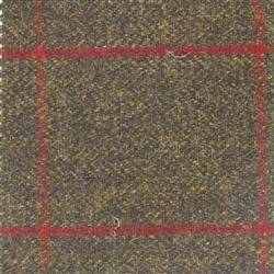 Kirkton Green Tweed Check 553