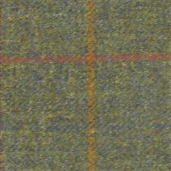 Kirkton Dark Green Tweed Check 567