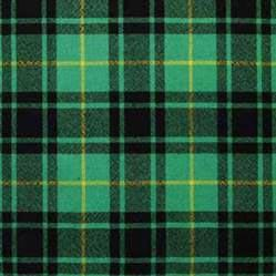 Mens Tie All Wool Made in Scotland MacArthur Modern Tartan