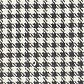 Kirkton Black and White Tweed Check 578