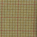 Teviot Green Dark Red Tweed Check 959