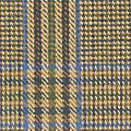 Kirkton Brown Tweed Check 576