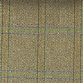 Teviot Green Blue Tweed Check 969