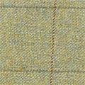 Kirkton Light Green Tweed Check 550