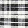 Erskine Black and White Mini Silk 31013-179