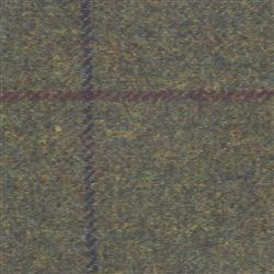 Kirkton Green Tweed Check 573
